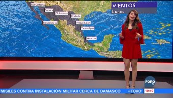 Clima En Una Hora Ana Karina Saenz