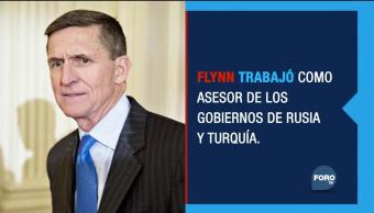 Michael Flynn acepta cooperar con Mueller