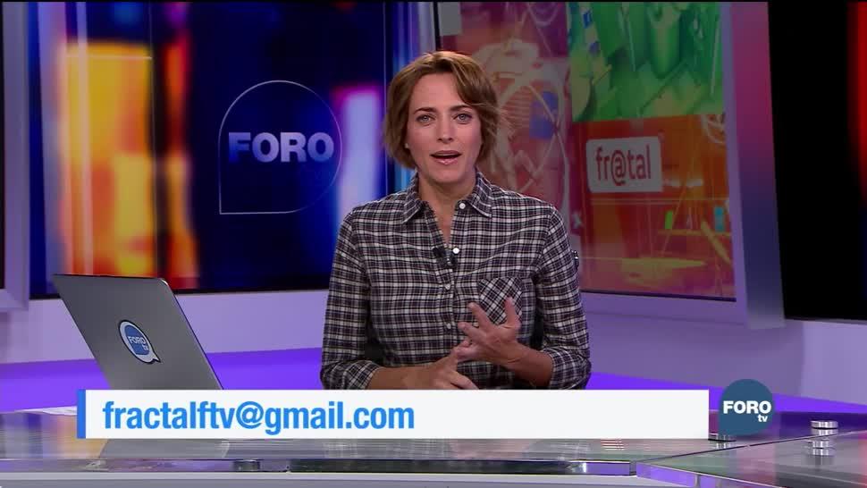 Fractal: Programa del 5 de diciembre del 2017