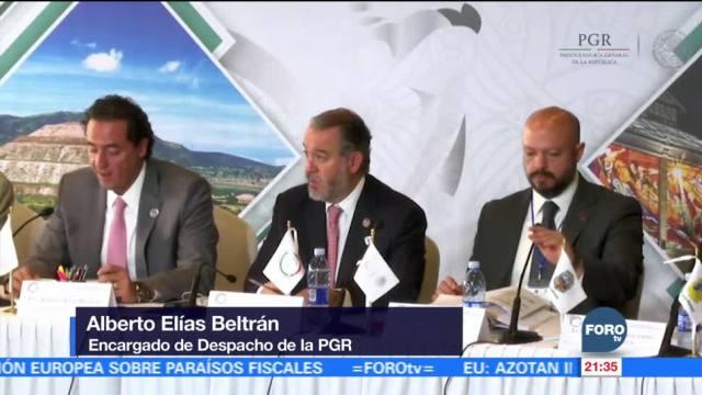 Reconocen a Raúl Cervantes por impulsar nuevo modelo de justicia
