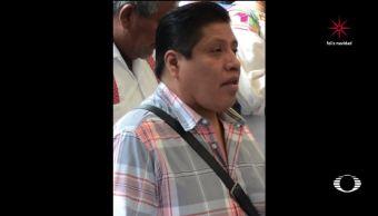 Líder de CTM en Oaxaca extorsionaba a empresarios de la construcción