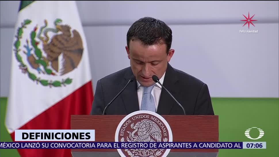 Mikel Arriola busca Jefatura de Gobierno CDMX con el PRI
