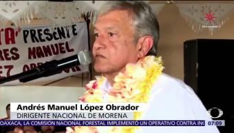 López Obrador propone consulta ciudadana sobre amnistía a criminales