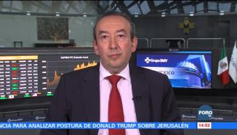 Analizan comportamiento de mercados ante la política monetaria de EU