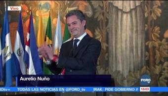 El honor más grande es haber estado en la SEP: Aurelio Nuño