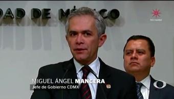 Mancera responde a Dante Delgado
