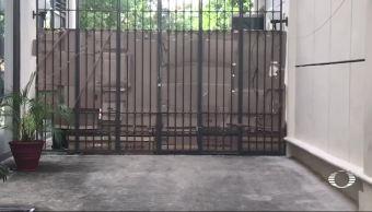 SEIDO abandona instalaciones de First National Security