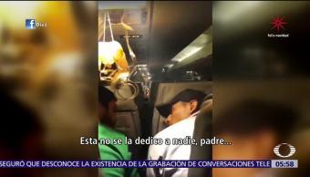 Equipo boliviano de futbol sufre susto en avión