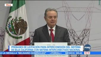 Pedro Joaquín Coldwell presenta primera licitación para participación privada en transmisión eléctrica