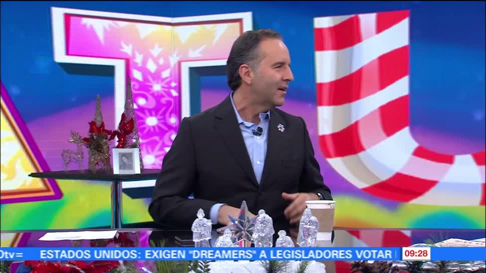 Matutino Express del 7 de diciembre con Esteban Arce (Bloque 2)