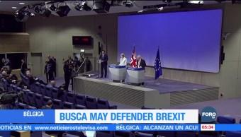 CE recomienda pasar a la siguiente fase negociación del Brexit