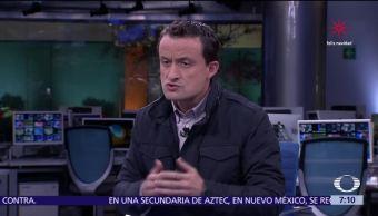 Mikel Arriola habla en Despierta sobre la CDMX y el PRI