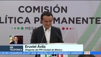 Mikel Arriola busca la candidatura del PRI a la CDMX