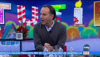 Matutino Express del 8 de diciembre con Esteban Arce (Bloque 1)