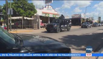 Sinaloa refuerza operativos de seguridad en temporada decembrina
