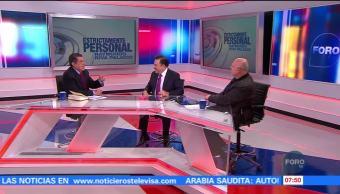 Héctor Serrano: El único líder moral efectivo del PRD es Miguel Ángel Mancera