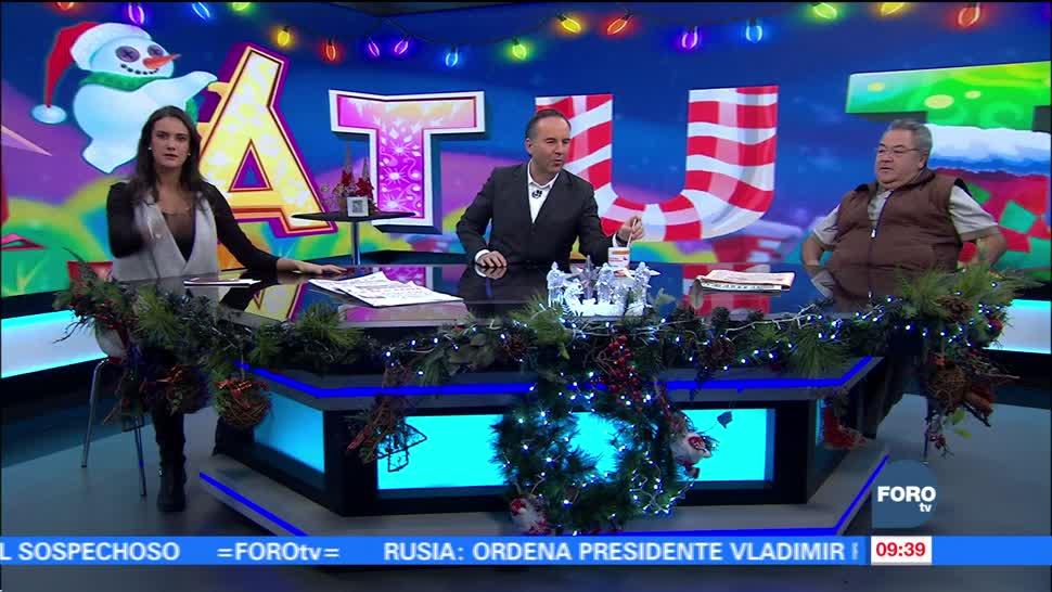Matutino Express del 11 de diciembre con Esteban Arce (Bloque 2)