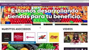 Central de Abasto podrá vender por internet