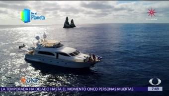 Roca Partida, centro de la diversidad marina del Archipiélago de Revillagigedo