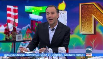 Matutino Express del 12 de diciembre con Esteban Arce (Bloque 1)