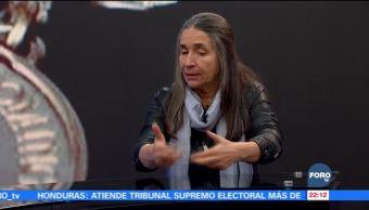 Julia Carabias, ganadora de la medalla Belisario Domínguez