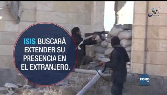 ISIS: perder territorio no significa una derrota