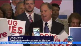 Triunfo de Jones representa una derrota para Trump