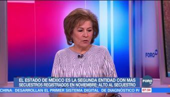Miranda de Wallace: En noviembre de 2017 se registraron 155 secuestros
