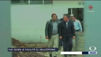 Exgobernador interino Flavino Ríos consigue un amparo
