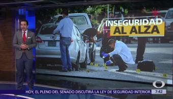 CDMX culpa al nuevo sistema de justicia penal por cifras de violencia