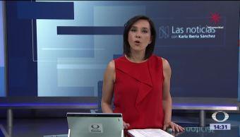 Las Noticias, con Karla Iberia: Programa del 14 de diciembre de 2017
