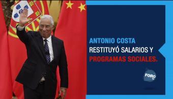 La exitosa política 'antiausteridad' de Antonio Costa en Portugal