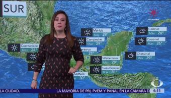 Segunda tormenta invernal y frente frío 16 mantendrán bajas temperaturas