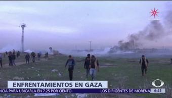 Israel cierra cruces fronterizos con la Franja de Gaza