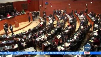 Senado aprueba Ley de Seguridad Interior