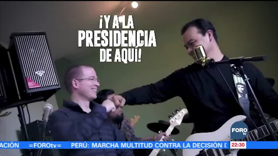 Ricardo Anaya y Juan Zepeda recorren Nezahualcóyotl