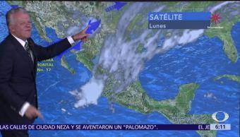 Prevén nevadas en zonas montañosas de Sonora y Chihuahua