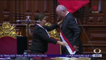 Caso Odecrecht, por corrupción, desata crisis política en Perú
