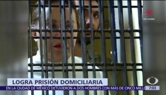 Elba Esther Gordillo seguirá proceso por lavado de dinero en prisión domiciliaria