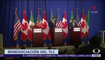 Renegociación del TLCAN avanza en temas anticorrupción y de telecomunicaciones