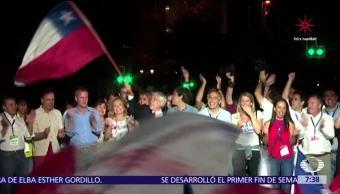 Sebastián Piñera será presidente de Chile por segunda ocasión