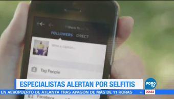 Extra Extra: Especialistas alertan por 'selfitis'