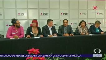 INE todavía no define protocolo para garantizar voto de personas transgénero