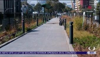El Ecoducto Viaducto de la CDMX purificará agua del drenaje