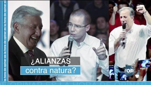¿Alianzas contra natura?. De cara a las elecciones de 2018