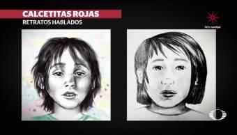 Caen dos por muerte de la niña 'Calcetitas Rojas'