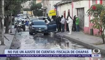 Alcalde de Bochil asesinado portaba un millón de pesos para pagar aguinaldos