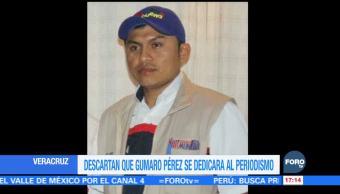 Vinculan a periodista asesinado con grupo criminal en Veracruz