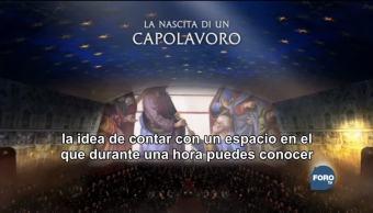 Musical basado en el Juicio Final se presentará en el Vaticano