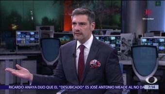 Francisco Rivas analiza posibilidad de vetar Ley de Seguridad Interior